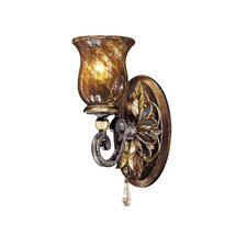 Sanguesa 1 Light Wall Sconce