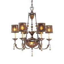 <strong>Metropolitan by Minka</strong> Sanguesa 7 Light Chandelier