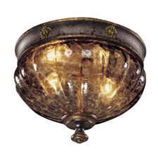 <strong>Metropolitan by Minka</strong> Sanguesa 2 Light Flush Mount