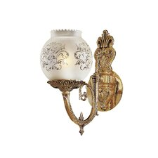 <strong>Metropolitan by Minka</strong> Vintage 1 Light Wall Sconce