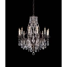 <strong>Metropolitan by Minka</strong> Metropolitan 12 Light Chandelier
