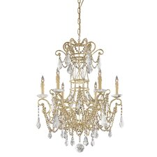 Metropolitan 6 Light Chandelier