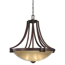Walt Disney Signature Underscore 5 Light Inverted Pendant
