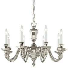 <strong>Metropolitan by Minka</strong> Casoria 8 Light Chandelier