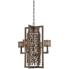 <strong>Metropolitan by Minka</strong> Ajourer 8 Light Pendant