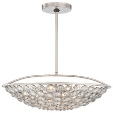 <strong>Metropolitan by Minka</strong> Magique 5 Light Bowl Pendant
