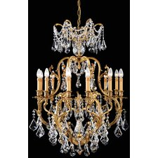 <strong>Metropolitan by Minka</strong> Vintage Crystal 12 Light Chandelier