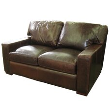 Grandeur Leather Loveseat