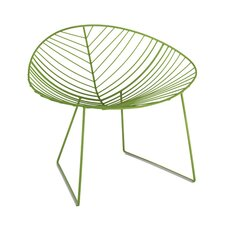 Leaf Lounge Chair with Cushion