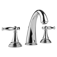 Lauren Widespread Bathroom Faucet with Double Lever Handles