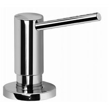 Camarro Soap Dispenser in Steelnox