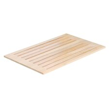 Solid Slotted Cutting Board