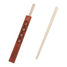 Wrapped Bamboo Chopsticks (Pack of 100) (Set of 100)