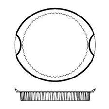Non-Stick Silicone Quiche / Tart Mold