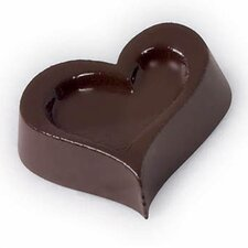 <strong>Paderno World Cuisine</strong> Chocolate Mold in Heart Shape