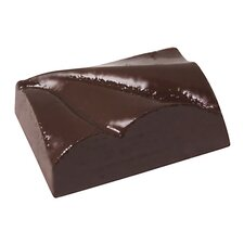 Rectangular Waves Chocolate Mold