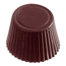<strong>Paderno World Cuisine</strong> Peanut Butter Cup Chocolate Mold