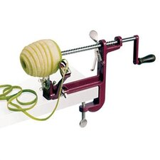 <strong>Paderno World Cuisine</strong> Apple Peeler with Clamp