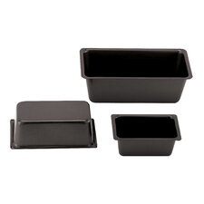 "5.88"" Non-Stick Loaf Pan (Set of 4)"