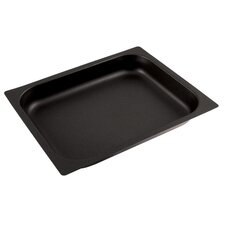 "12.5"" x 10.5"" Non-Stick Baking Sheet for Hotel Pan"