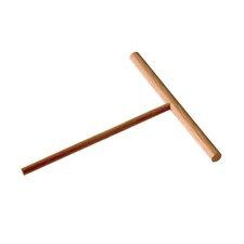 "5 Piece Wood ""T"" Crepe Spreader (Set of 5)"