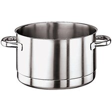 <strong>Paderno World Cuisine</strong> Stainless Steel Perforated Steamer in Satin Polished