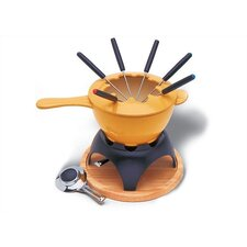 Fondue Set with Gel / Alcohol Burner