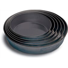 Plain Nonstick Steel Cake Pan