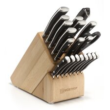 Classic Ikon 22 Piece Mega Knife Block Set
