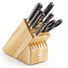 Classic 8 Piece Deluxe Knife Block Set
