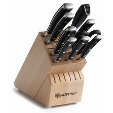 Classic Ikon 10 Piece Knife Block Set