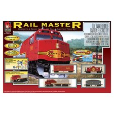 Rail Master Train Set
