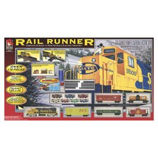 Rail Runner Train Set