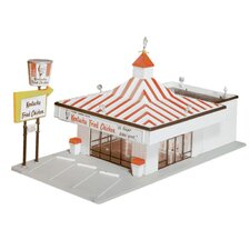 Trains® HO Scale Kentucky Fried Chicken Building Kit