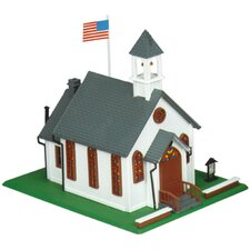 Trains® HO Scale Town Church Building Kit