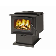 2300 Economizer™ EPA 3,500 Square Foot Wood Burning Stove