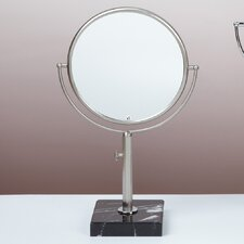 "Kosmetic 21"" H x 10.9"" W Astoria Makeup Mirror"