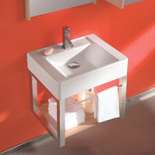 "<strong>Bissonnet</strong> Universal 23.6"" Casual Bathroom Vanity Set"