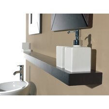 "Nava 19.7"" Panticosa Wall Shelf"