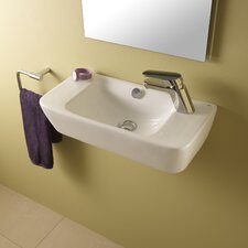 <strong>Bissonnet</strong> Emma Ceramic Bathroom Sink