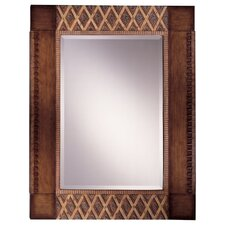 Mirror in Bahia Bronze