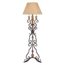 4 Light Floor Lamp