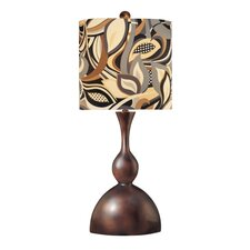 "35"" H 1 Light Contemporary Table Lamp"