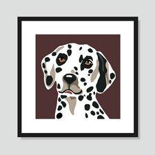 Dalmatian Graphic Art