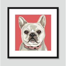 French Bulldog Graphic Art