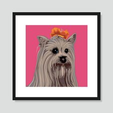 Yorkshire Terrier# 1 Graphic Art