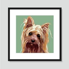 Yorkshire Terrier# 2 Graphic Art
