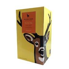 Bavarian Deer Head Trophies Wall Décor (Set of 2)