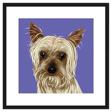Yorkshire Terrier# 3 Graphic Art