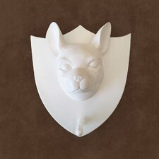 <strong>Naked Decor</strong> Boston Terrier Plaque Wall Décor